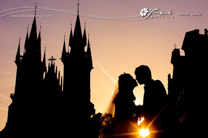 Priscilla & Sunny (布拉格 婚紗攝影.AUGUST 2013)