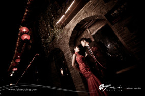 Joan & Berwick (麗江 婚紗攝影.May 2011)