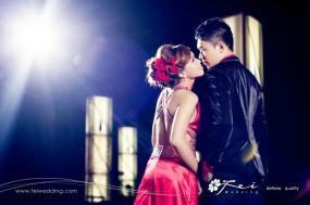 Kathy & Chin (香港 婚紗攝影.August 2013)