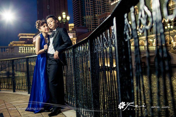 Grace & Nick (澳門 婚照共享.September 2013)
