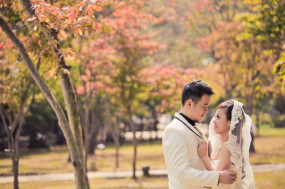 Angel & WenTao (韓國 婚紗攝影.October 2013)