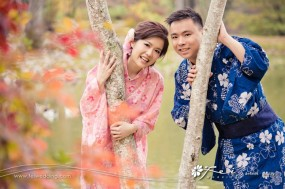 Karen & Jay (日本 婚紗攝影.October 2013)