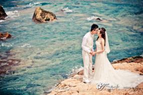 Mandy & Michael (香港 婚照共享.March 2013)