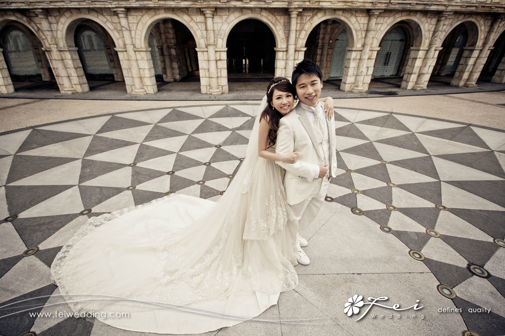 Gail & Henry (澳門 婚紗攝影.March 2014)
