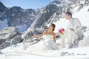 Anna & Eric (麗江 婚紗攝影.December 2013)