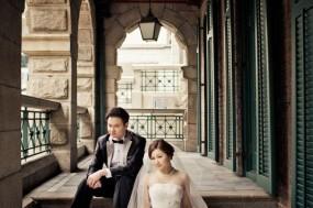 Katie & Steven (香港 婚紗攝影.January 2014)