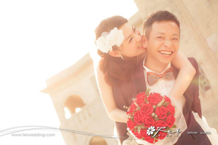 Yan & Lok (澳門 婚照共享.March 2014)