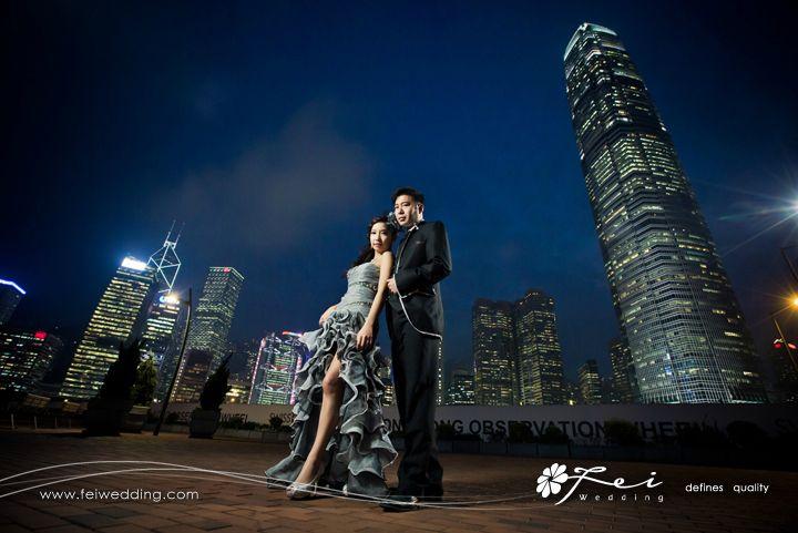 Katherine & Andy (香港 婚照共享.February 2014)