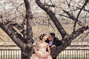 Percy & Dickson (日本 婚紗攝影.April 2014)