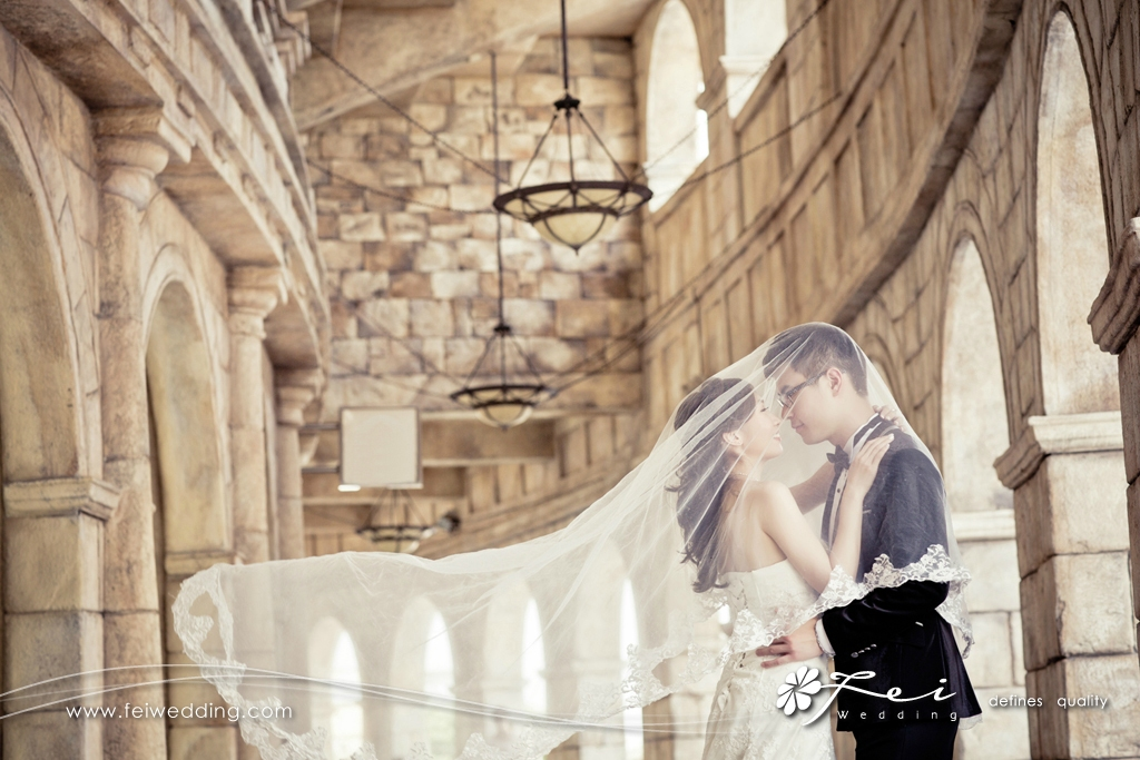 Alphenie & Cyrus (澳門 婚紗攝影.May 2014)