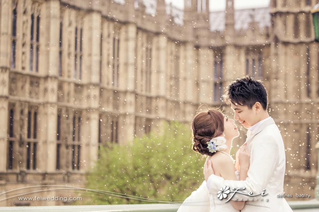 Bonnie & Rex (英國 婚紗攝影.May 2014)