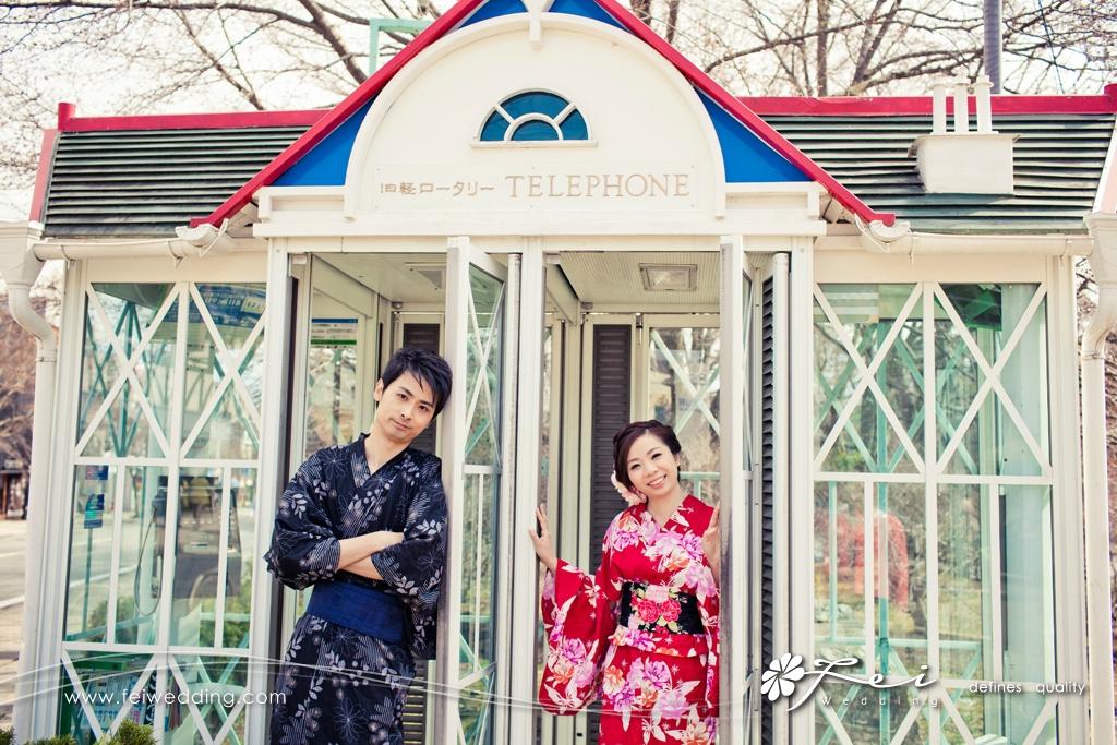 Jenny & Ben (日本 婚紗攝影.April 2014)