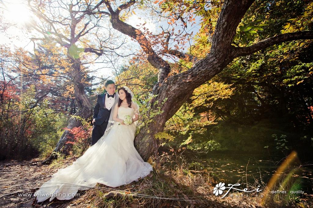 Gloria & Harry (日本 婚紗攝影.October 2014)
