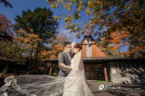Jacqueline & Sam (日本 婚紗攝影.October 2014)