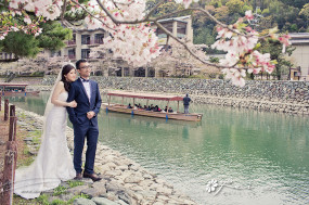 Fonnie & Rob (日本 婚紗攝影.April 2015)