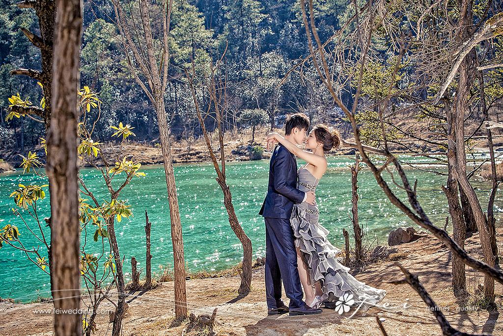 Phoebe & Eric (麗江 婚紗攝影.January 2015)