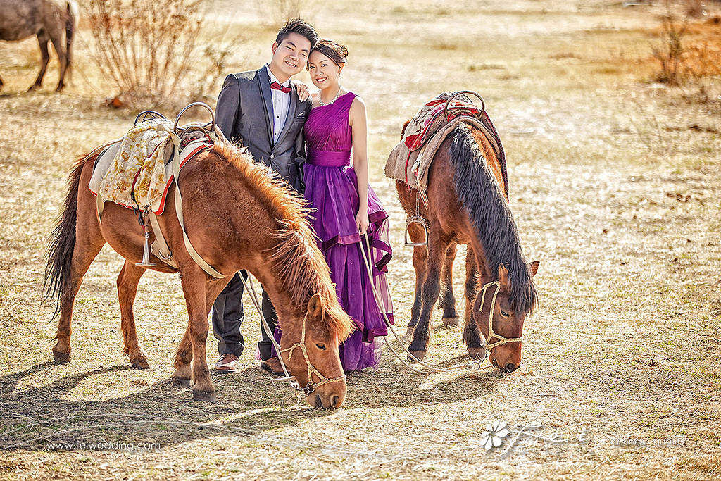 Katy & Edward (麗江 婚紗攝影.March 2015)