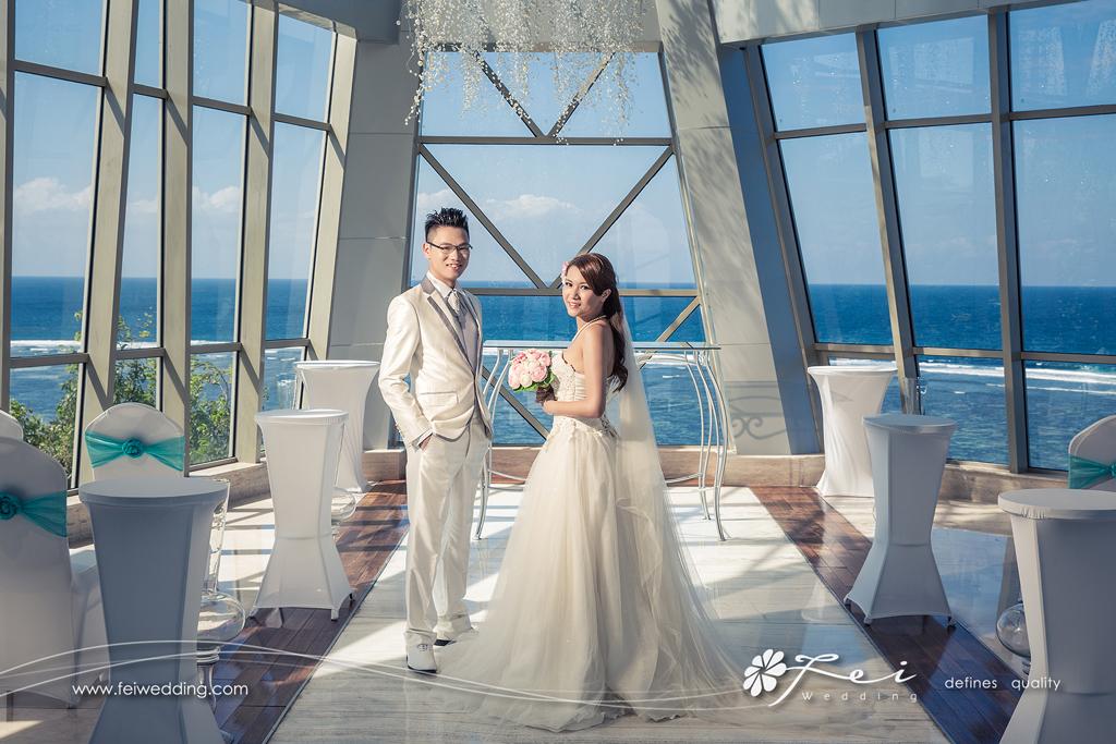 Kathy & Yin (峇里 婚紗攝影.June 2015)
