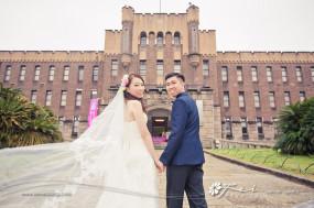 Chloe & Chris (日本 香港 婚紗攝影.April 2015)
