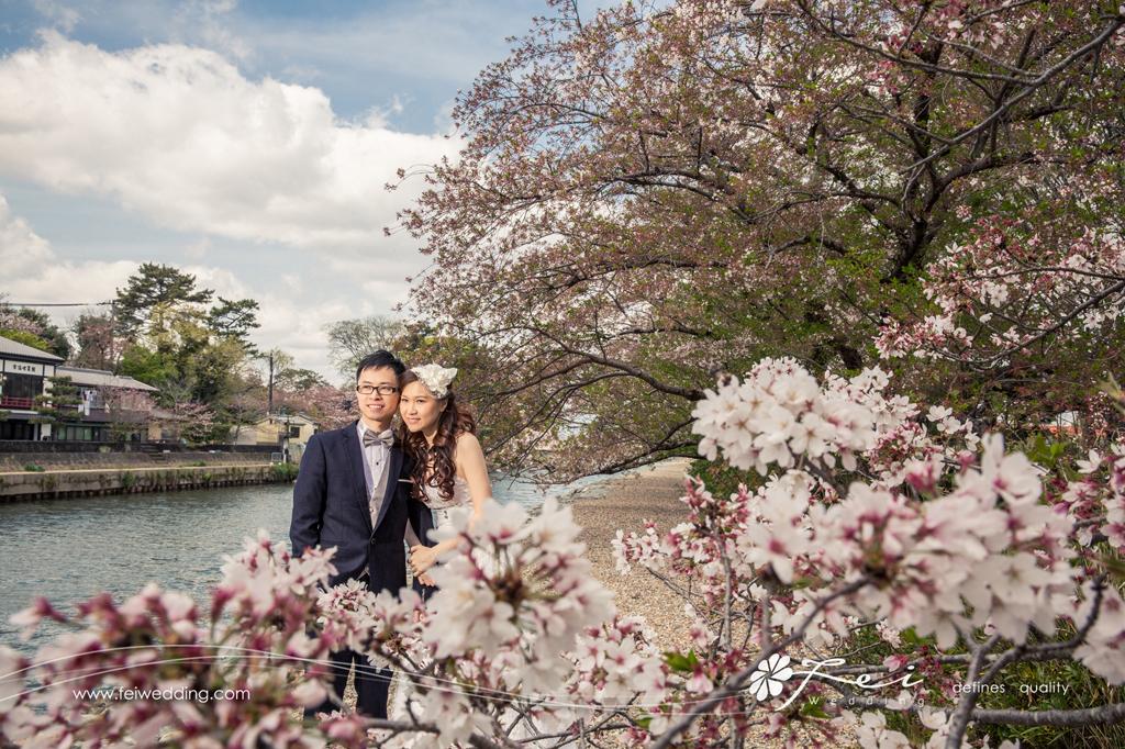 Vicky & Evan (日本 婚紗攝影.April 2016)