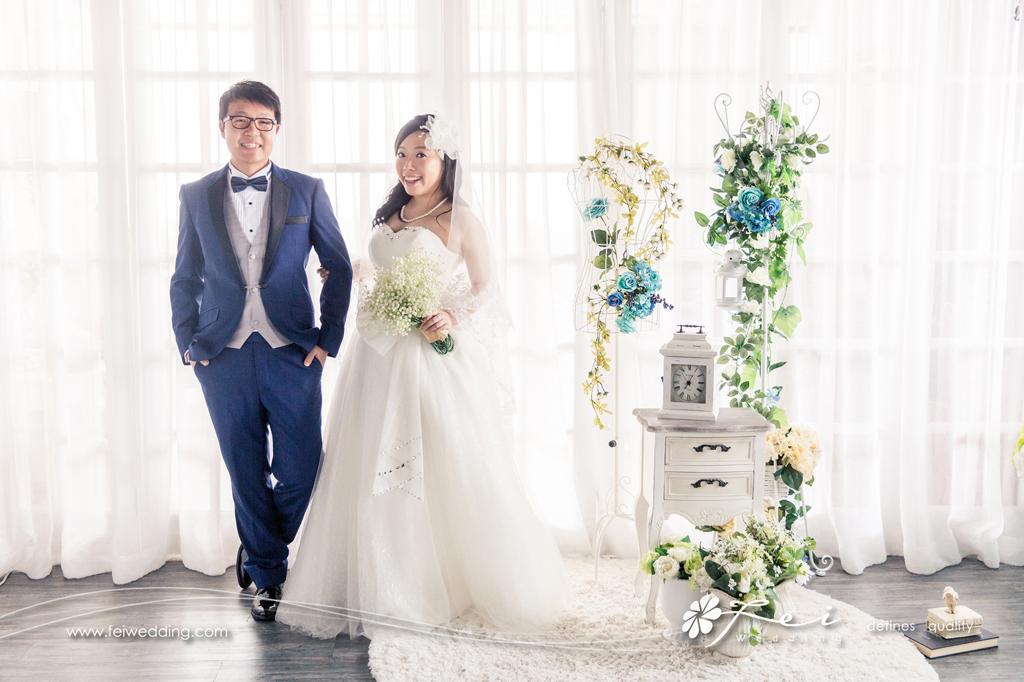 Mei & Yung (麗江 影樓 婚紗攝影.March 2016)
