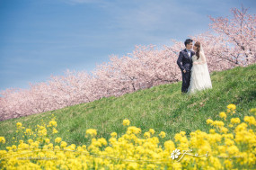 Ashley & Man (日本 婚紗攝影.April 2016)