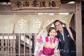Corina & Ting (日本 婚紗攝影.April 2016)