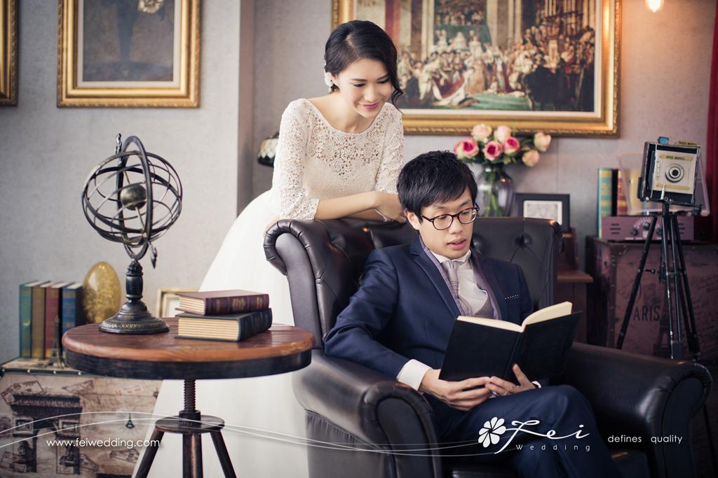 Joyce & Kevin (香港 婚紗攝影.September2016)