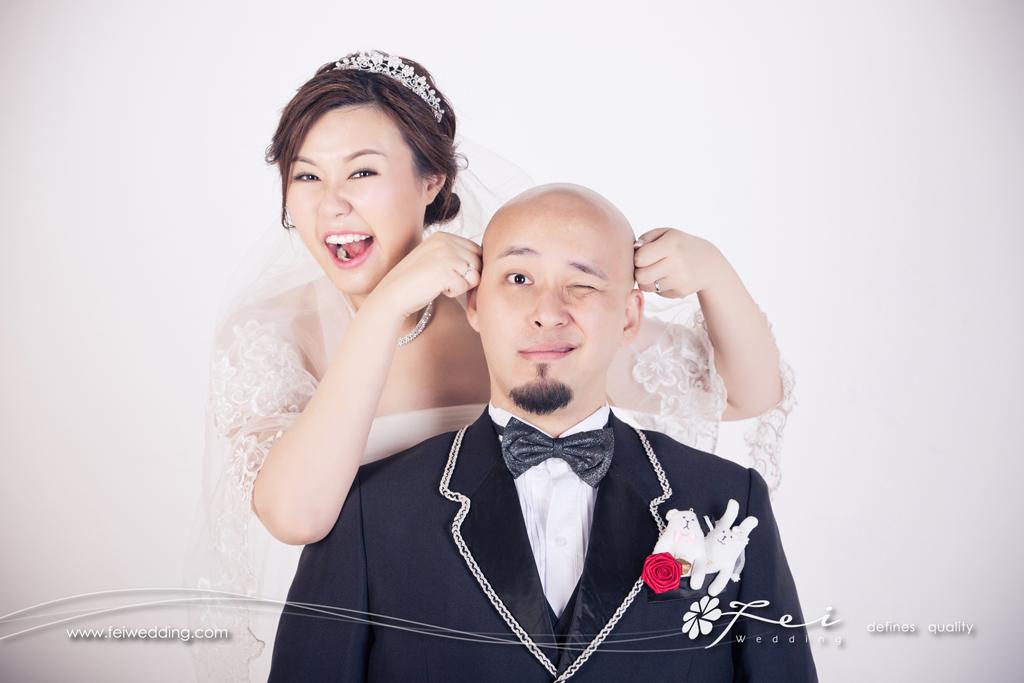 Ebi & Chiwai (影樓 婚紗攝影.January 2017)